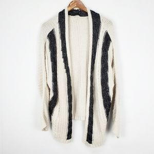 ROMEO + JULIET COUTURE | chunky knit cardigan